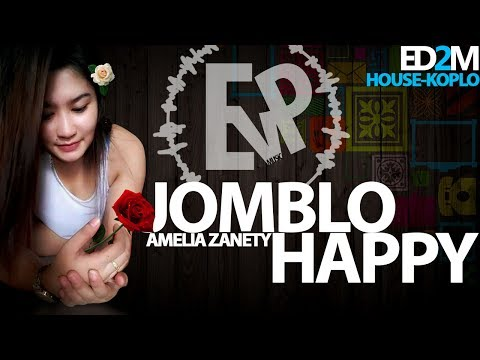Jomblo Happy - Lia EvP (Cover) | [EvP REMIX]