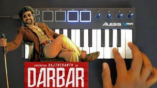 DARBAR - Thalaivar Theme REMIX Cover | Anirudh Ravichander | Rajinikanth |Music Box |A.R. Murugadoss
