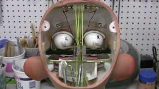 Basic Ventriloquist Dummy Mechanics