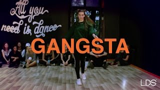 Kehlani - Gangsta | Choreography by Nastya Pahomova | Los Angeles Dance School