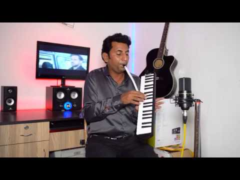 Hamari Adhuri Kahani // Cover On Melodica// By Prakash Dangi.