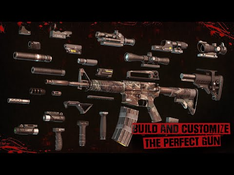 Gun Master 3: Zombie Slayer - Official Trailer [HD] by Craneballs (iOS & Google Play game)