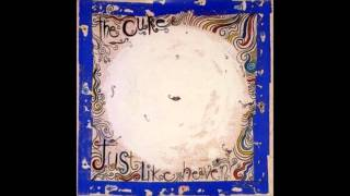 CURE - Snow in Summer [1987 Just Like Heaven]