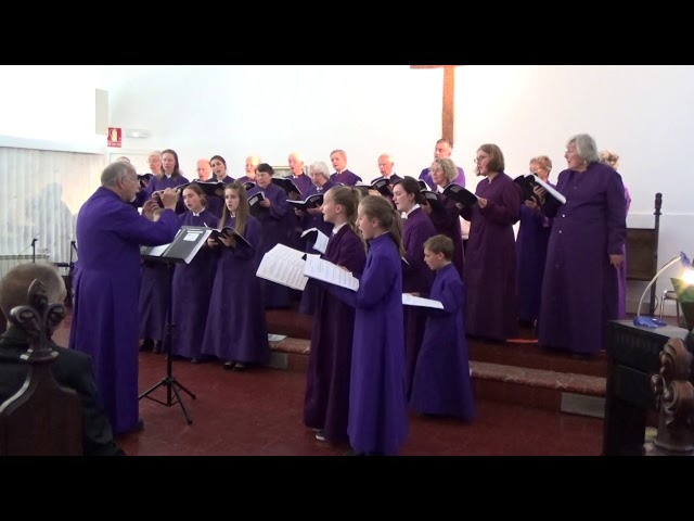 Elizabeth Poston: the Apple Tree Carol - at St George's Church, Barcelona