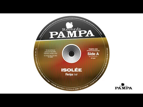 Isolée - Floripa (PAMPA026)