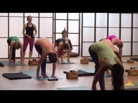 Jivamukti Yoga Flow for the Core #2