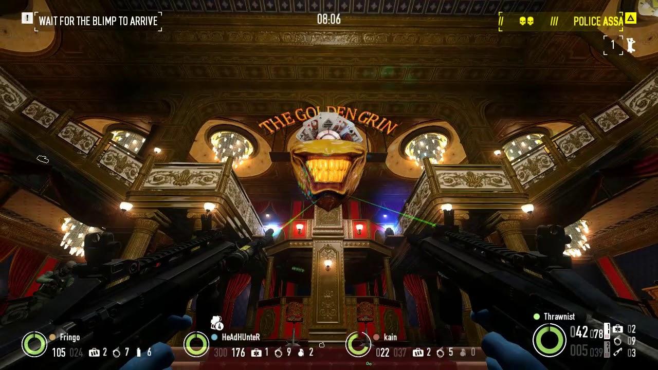 The Golden Grin Casino