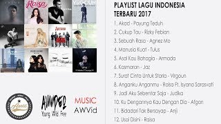 HITS LAGU INDONESIA TERBARU 2017 + Lirik MP3