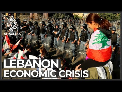 Lebanon seeks international help as financial crisis grows