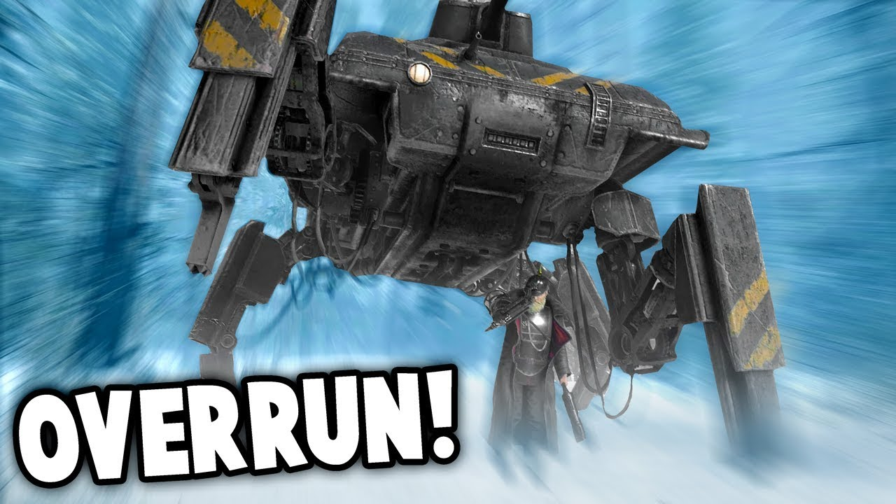 OVERRUN BY MECHS! (Iron Harvest Gameplay - Demo)