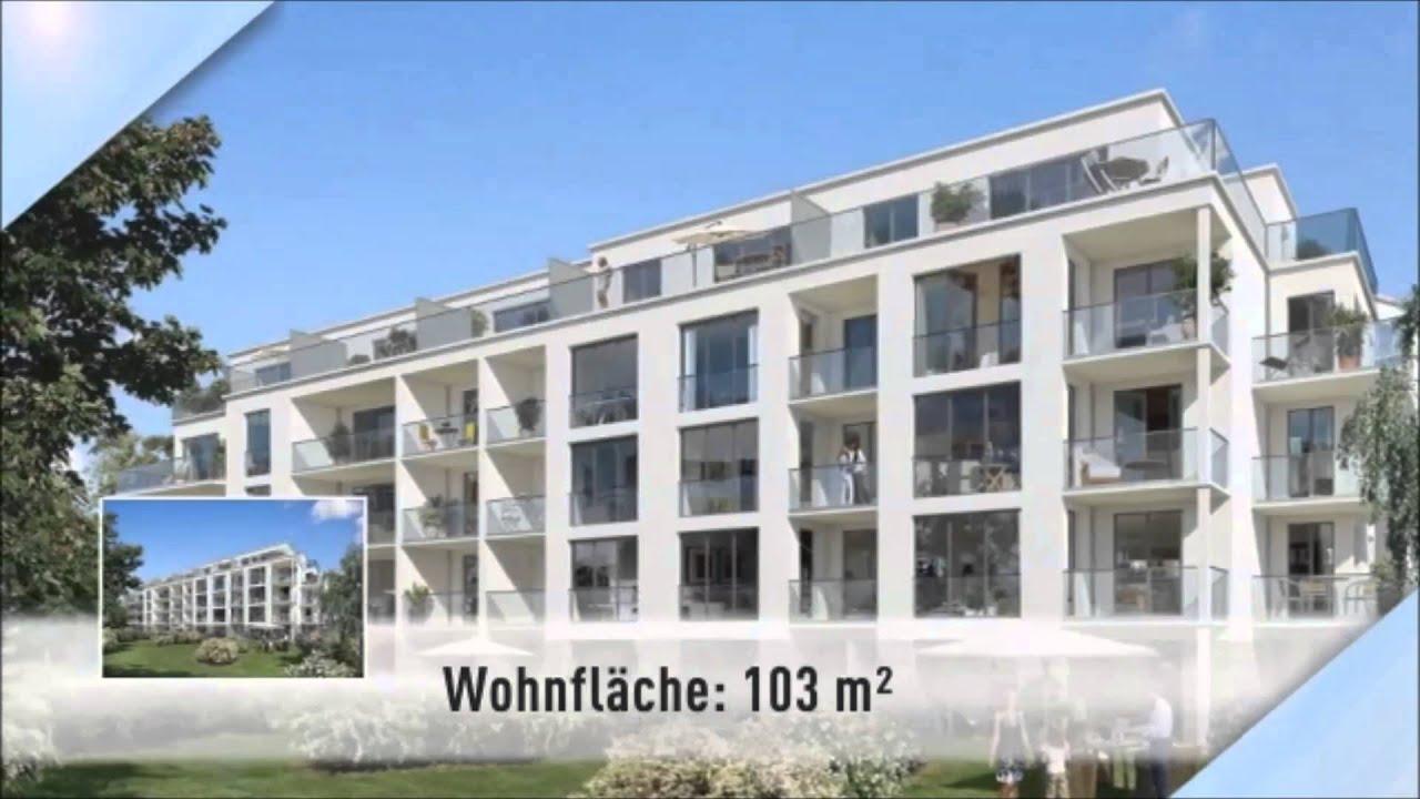 eigentumswohnung m nchen parksuiten in bogenhausen youtube. Black Bedroom Furniture Sets. Home Design Ideas