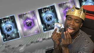 MY BEST PACK OPENING! IMPOSSIBLE DIAMOND PULLS IN ONE BOX! NBA 2k17 MyTeam DEEP SHOOTERS PACK!