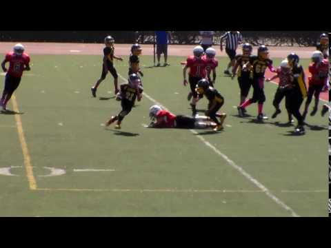 Aiden Heath vs Santa Barbara 2yd TD
