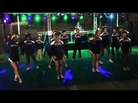 CSUSB Cheer and dance