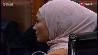 Download Video Model Cantik Steffy Burase Bersaksi di Sidang Kasus Suap Irwandi Yusuf - iNews Malam 04/02 MP3 3GP MP4