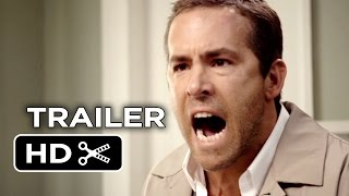 Self/less Official Trailer #1 (2015) - Ryan Reynolds, Ben Kingsley Sci-Fi Thriller HD