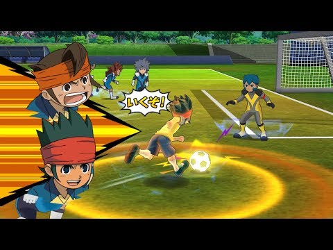 inazuma eleven go strikers 2013 trainer dolphin is not running