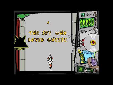 Funky Plays - Spy Fox In: Cheese Chase |