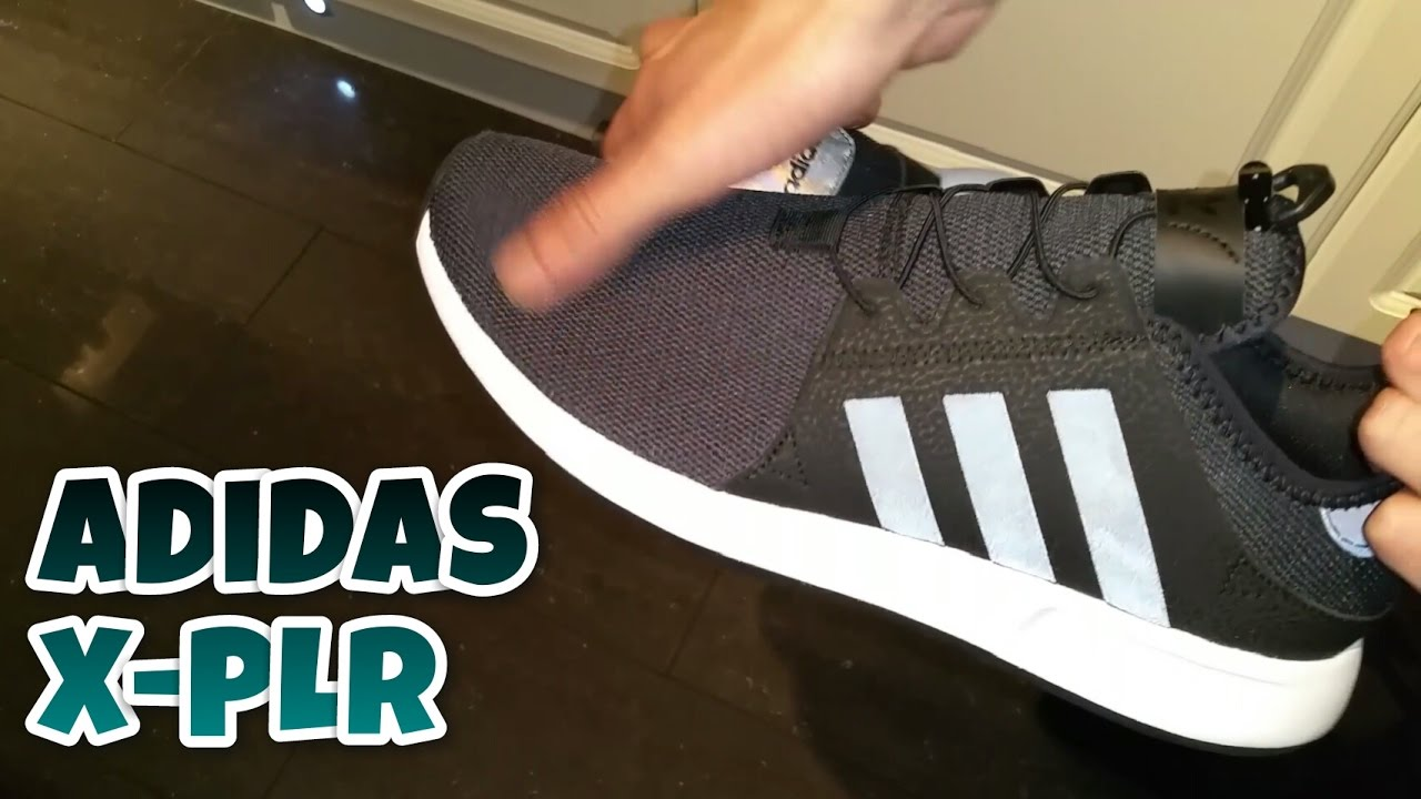cheaper 1b289 b4a68 Adidas X-PLR Unboxing And Review
