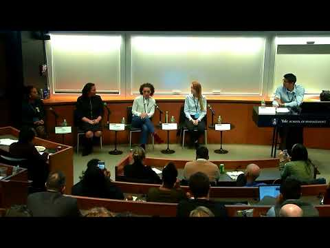 Yale BLC '18 Healthcare and Wellness Panel