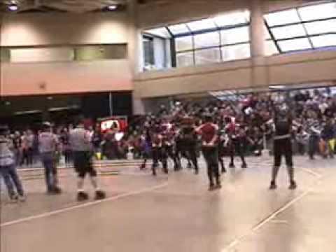 Wichita Shootout Roller Derby - KC vs Texas Roller Girls