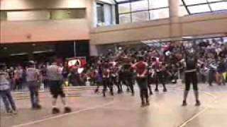 Wichita Shootout Roller Derby - KC vs Texas Roller Girls