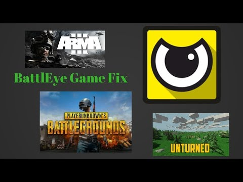 BattlEye Failed to Initialize or Failed to Install Fix Legit (All BattleEye Games)