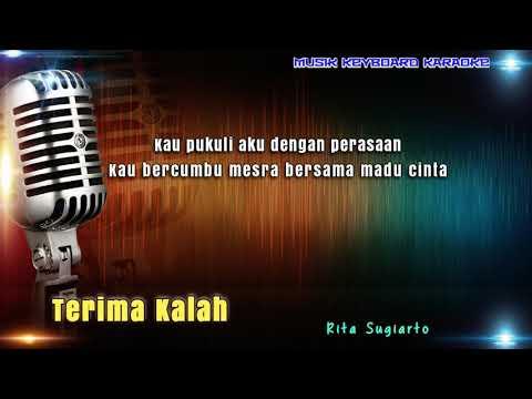 Rita Sugiarto - Terima Kalah Karaoke Tanpa Vokal
