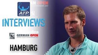 Mayer Happy With Cecchinato Win At Hamburg 2017 thumbnail