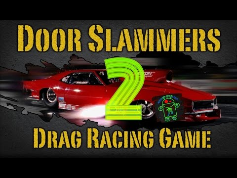 Door Slammers v2.0 - HD Android Gameplay - Racing games - Full HD Video (1080p)