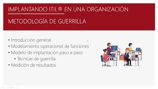 Webinar Implantación ITIL