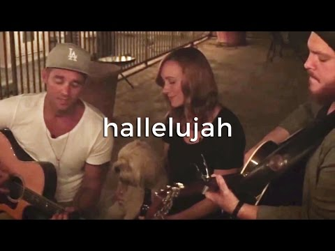 Leonard Cohen - Hallelujah (Cover by Anchor + Bell ft. Brett Young)
