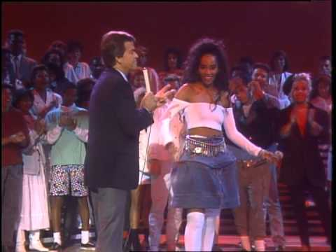 American Bandstand 1987- Interview Jody Wately