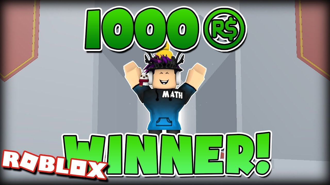 Complete The Tower To Win 1 000 Robux Tower Of Hell On Roblox