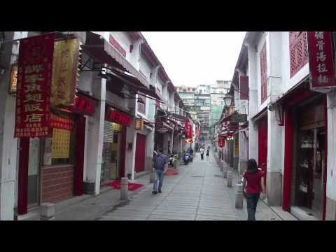 Hong Kong & Macau 2011