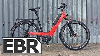 Riese & Müller Nevo GH NuVinci Video Review - $5k Heavy Duty Electric Bike, Step-Thru