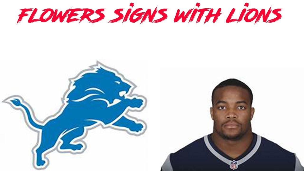 Lions expected to sign Trey Flowers to five-year deal