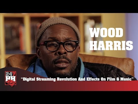 Wood Harris  Digital Streaming Revolution And Effects On Film & Music 247HH Exclusive
