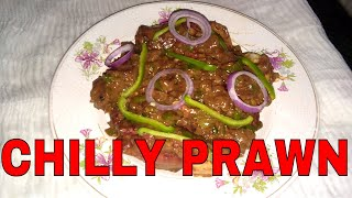 HOW TO MAKE PRAWN CHILLY