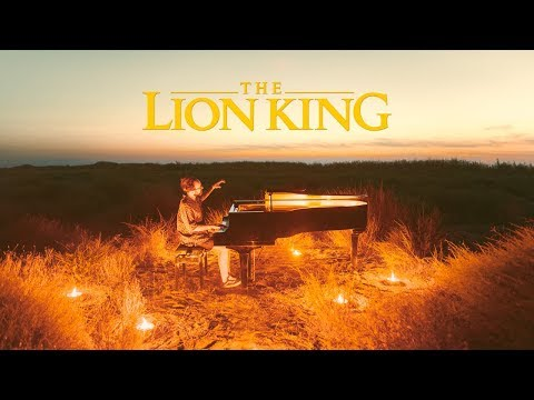 CAN YOU FEEL THE LOVE TONIGHT - The Lion King Piano Cover  Costantino Carrara