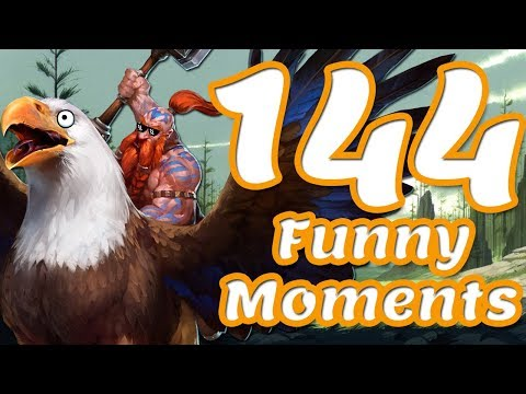 Heroes of the Storm: WP and Funny Moments #144