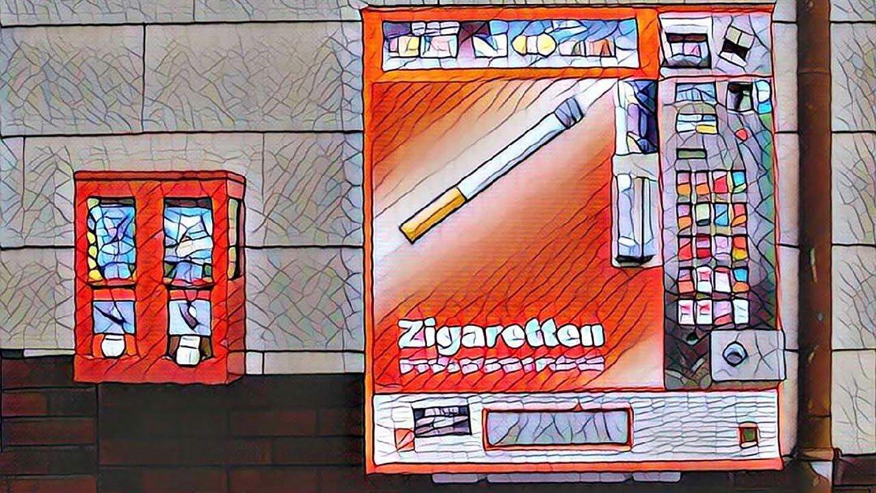 где можно купить сигареты на улице