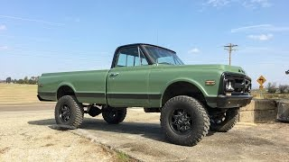 1972 K20 Chevy