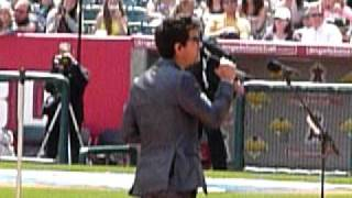 "Jonas Brothers - ""Gotta Find You"" Easter Service @ Angel Stadium"