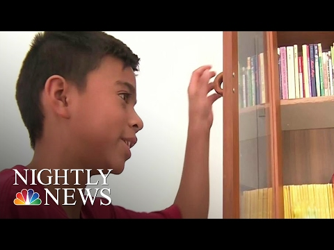 12-Year-Old Boy Gets Hundreds of Books After Mailman's Plea Goes Viral | NBC Nightly News