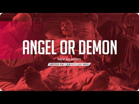 """Dark Trap Beat x TrapBeat – """"ANGEL OR DEMON"""" – Prod  RikeLuxxBeats"""
