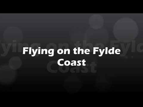 Flying on the Fylde Coast