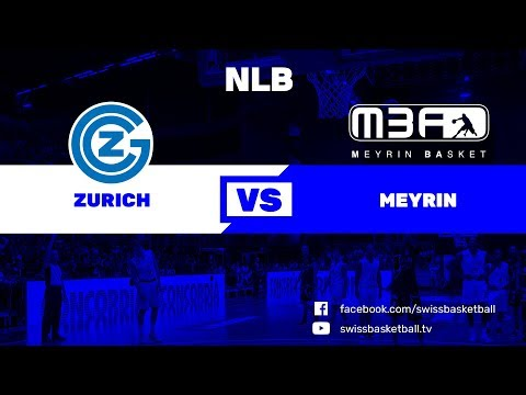 NLB - Day 5: Zürich vs. Meyrin (part 1)