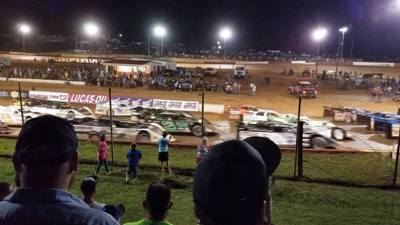Lucas Oil Late Model racing jun 15 2019