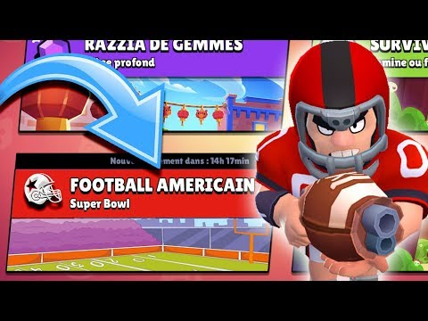 CONCEPT *NEW* MODE DE JEU SUPER BOWL SUR BRAWL STARS !